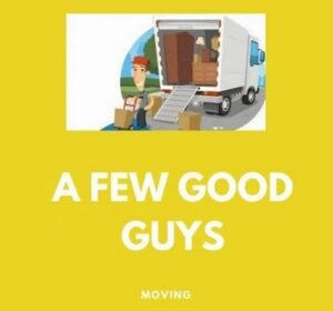 A Few Good Guys Moving