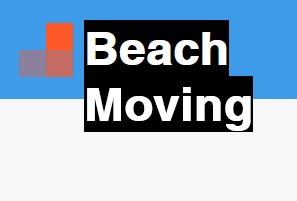 Beach Moving