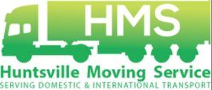 Huntsville Moving Service