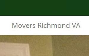 Movers Richmond