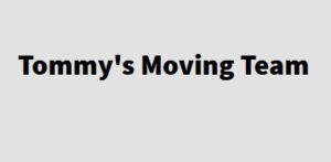 Tommy's Moving Team