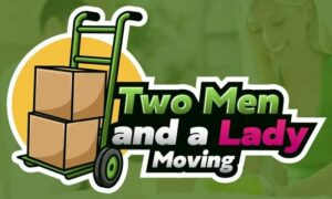 Two Men and a Lady Moving