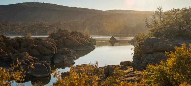 prescott lake