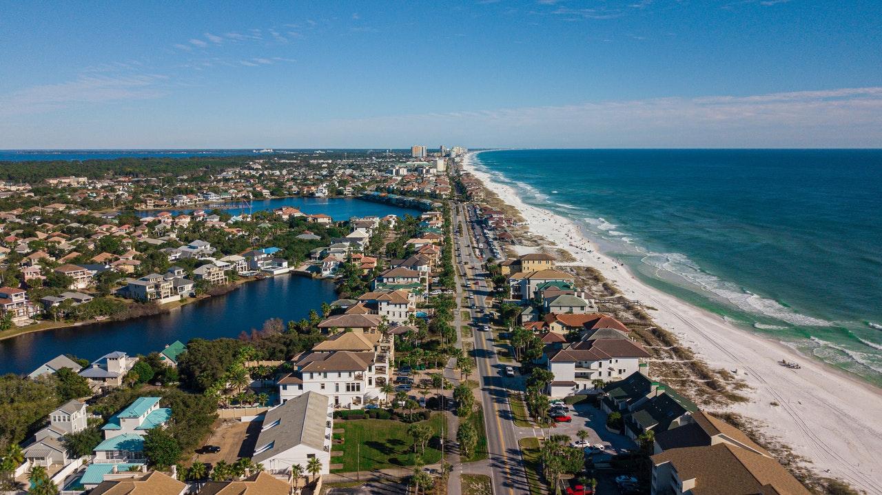 Seaside in Florida