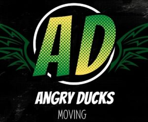 Angry Ducks Moving