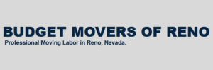 BUDGET MOVERS OF RENO