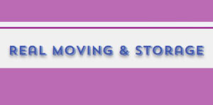 Real Moving & Storage