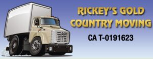 Rickey's Gold Country Moving