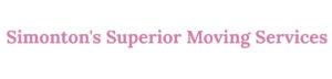 Simonton's Superior Moving Services