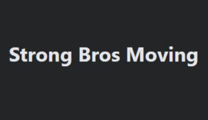 Strong Bros Moving