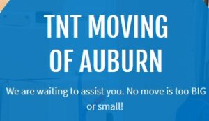 TNT Moving of Auburn