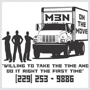 3 Men On The Move