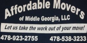 Affordable Movers of Middle Georgia