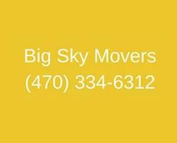 Big Sky Movers