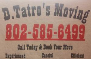 D Tatros Moving