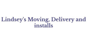 Lindsey's Moving, Delivery and installs