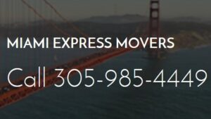Miami Express Movers