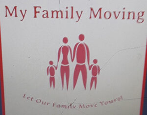 My Family Moving