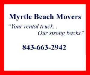 Myrtle Beach Movers