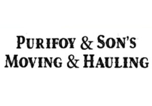 Purifoy & Son's Moving And Hauling