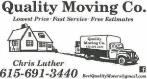Quality Moving