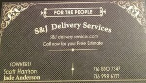 S&J Delivery Services