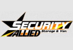 Security Allied Storage and Van
