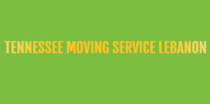 Tennessee Moving Service Lebanon