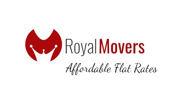 Royal Movers company logo