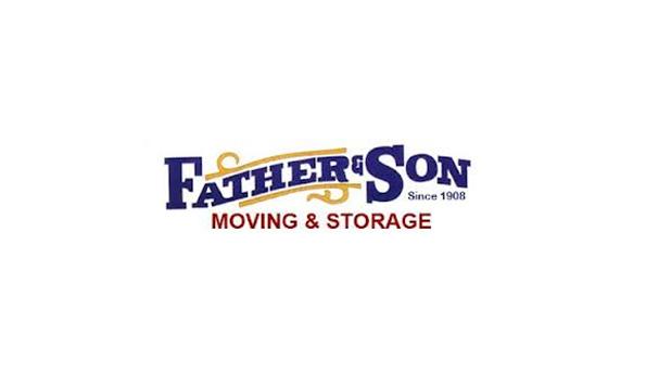 Father & Son Moving & Storage company logo
