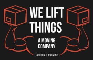 We Lift Things