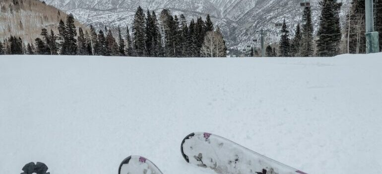 Moving from Florida to Colorado means a huge change in climate