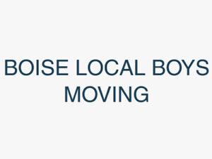 Boise Local Boys Moving