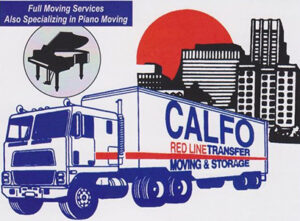 Calfo Red Line Moving and Storage