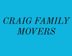 Craig Family Movers