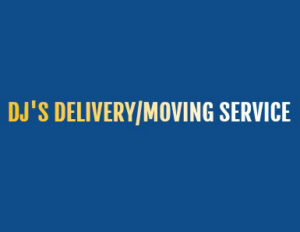 DJ's Delivery/Moving Service