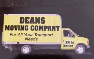 Deans Moving Company