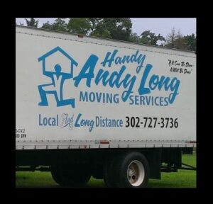 Handy Andy Long Moving Services