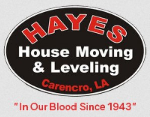 Hayes House Moving and Leveling