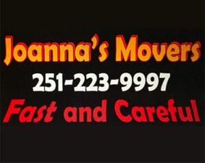 Joanna's Movers