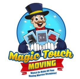 Magic Touch Moving