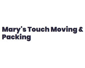 Mary's Touch Moving & Packing
