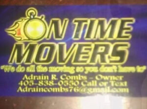 On Time Movers