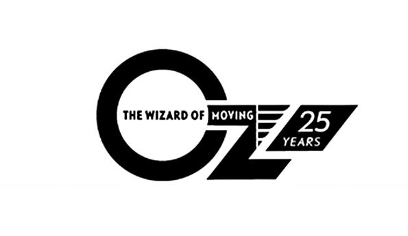Oz Moving company logo