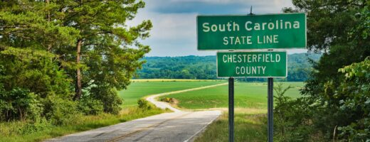 Moving from New York to South Carolina