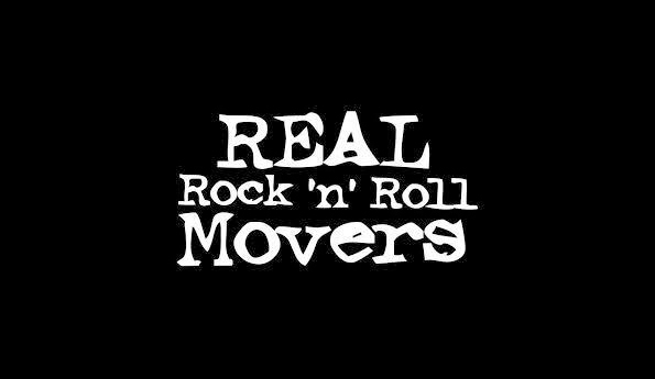 REAL Rock'n'Roll Movers company logo