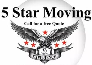 5 Star Moving Services