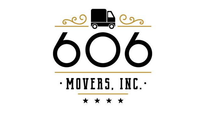 606 Movers company logo