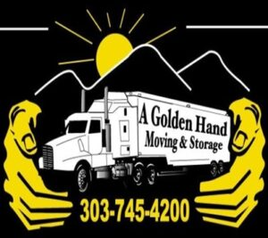 A Golden Hand Moving