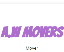 A.W Movers